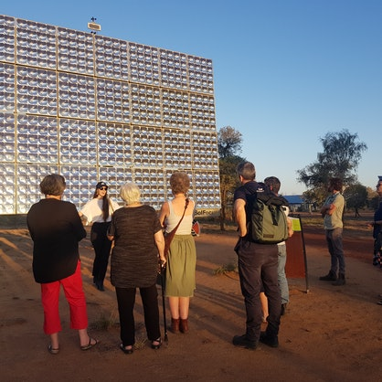 Sunset Stories at the Solar Centre