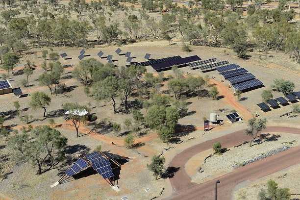 The DKA Solar Centre