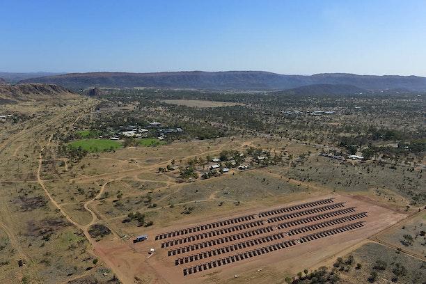 Uterne Solar Farm