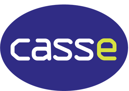Casse logo transparent bg